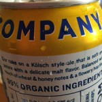 Coast prides itself on sourcing organic ingredients for its brews.