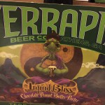 Terrapin's indulgent Liquid Bliss must use ground up Reese's Cups as it's base sugar.