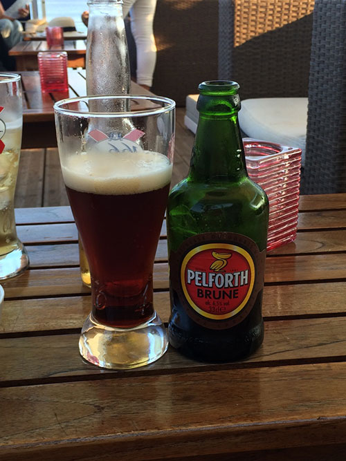 Pelforth Brune is an English Brown Ale with a 6.5% ABV.